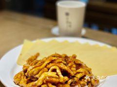河沿肉饼Beijing Pie(东城店)的京酱肉丝