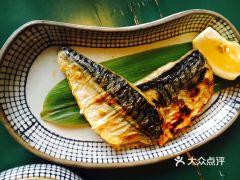 Bada kitchen 和风洋食(中关村店)的盐烤青花鱼