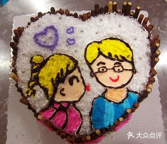 莱威丝 DIY 蛋糕&巧克力店 天津 第20张