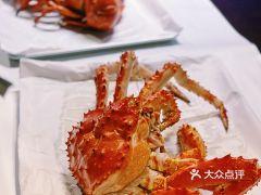 The Boiling Crab宝灵蟹手抓海鲜的帝王蟹腿