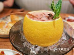 TAIFOOK大福创意韩国料理的柚子酒