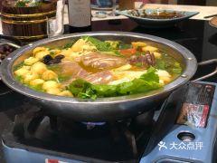 老西門·常州菜(新區店)的涮羊肉