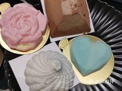 淡尾·海鲜自助概念餐厅(虹桥南丰城店)的巧克力蛋糕