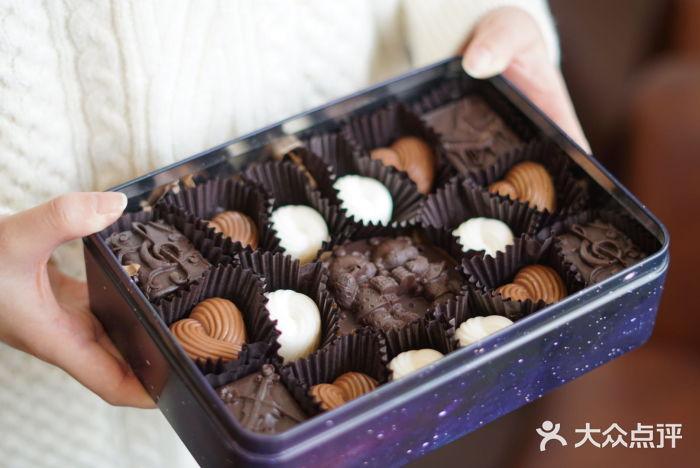 Chocodo Chocolate Bar 上海 第30张