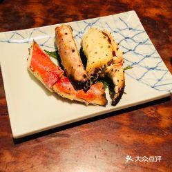 奶油烤帝王蟹