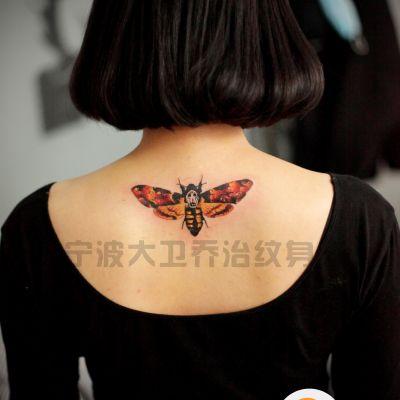 宁波纹身图