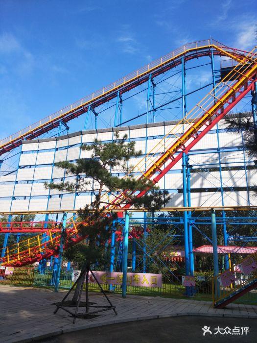 長春兒童公園歡樂世界游樂園圖片 - 第12張