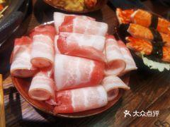 楠火锅(深圳总店)的五花肉