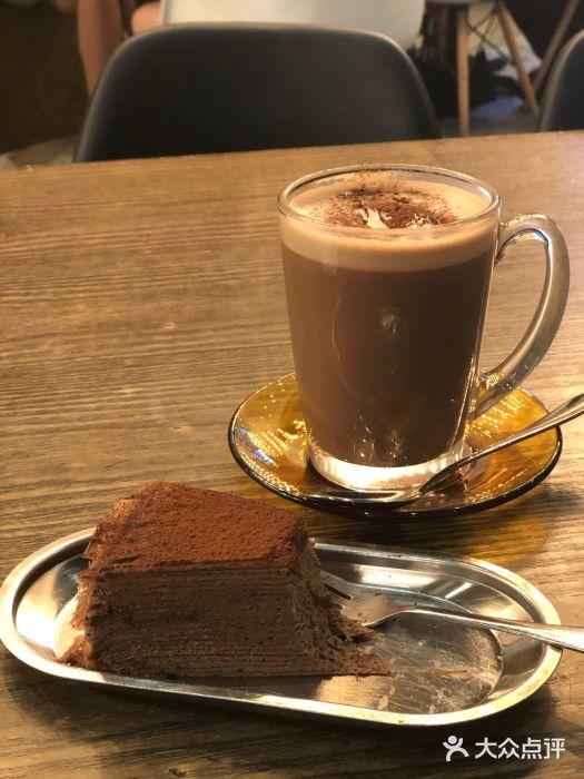 Awfully Chocolate 欧时力巧克力店 广州 第12张