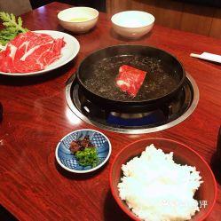 国产牛肉寿喜套餐