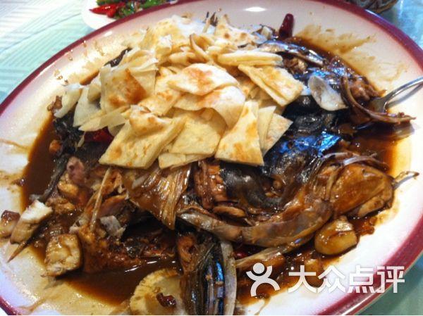 旺顺阁鱼头泡饼店_旺顺阁鱼头泡饼(东直门店)-鱼头泡饼图片-北京美食-大众点评网