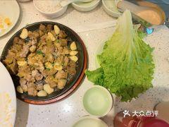 楼前小馆·新派鲁菜(万象城店)的烤羊肉