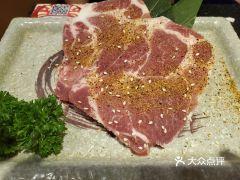 龙山缘烧肉(太古里店)的梅花肉
