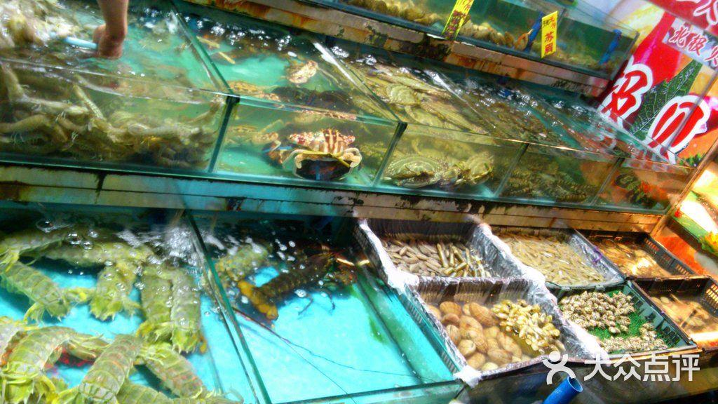 广州水产市场_广州的黄沙水产市场和五湖四海水产市场,哪里的海鲜卖的比较 ...
