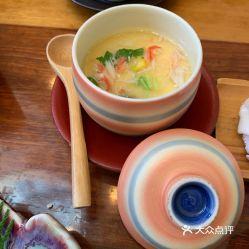 松叶蟹茶碗蒸