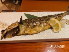 稻探食堂(迎凤街店)的秋刀鱼