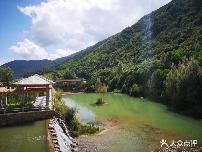 宕昌官鹅沟风景_宕昌官鹅沟国家森林公园图片 - 第61张