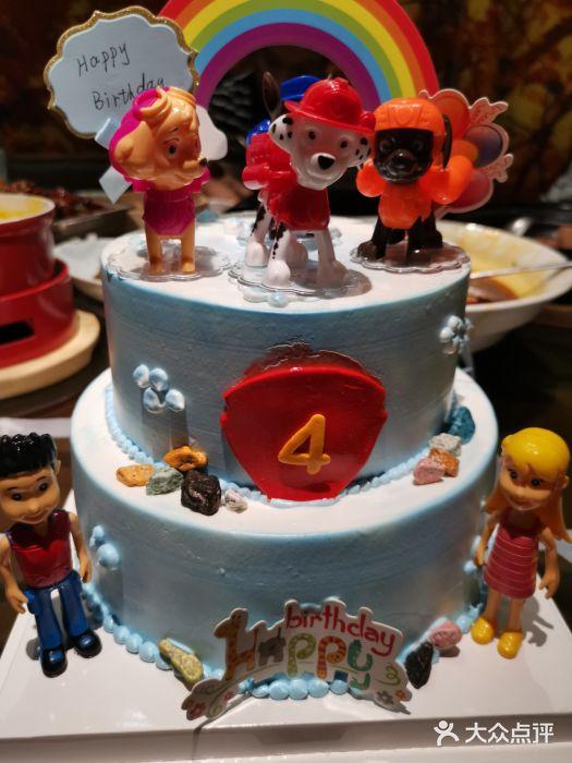 曼罗曼蒂手工巧克力蛋糕坊 武汉 第21张