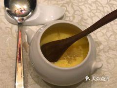 桂语山房高级餐厅的杨枝甘露