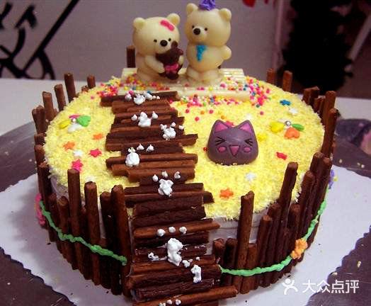 莱威丝 DIY 蛋糕&巧克力店 天津 第10张