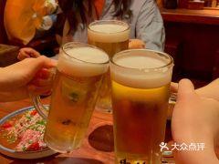 酒鬼金横丁(望京万科店)的Asahi啤酒