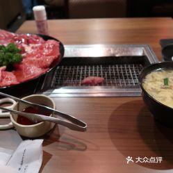 A5和牛俺的烧肉中午套餐