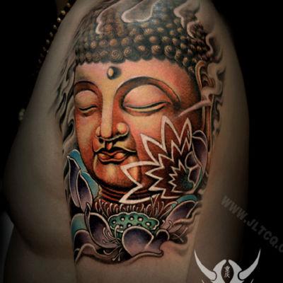 传统作品纹身款式图