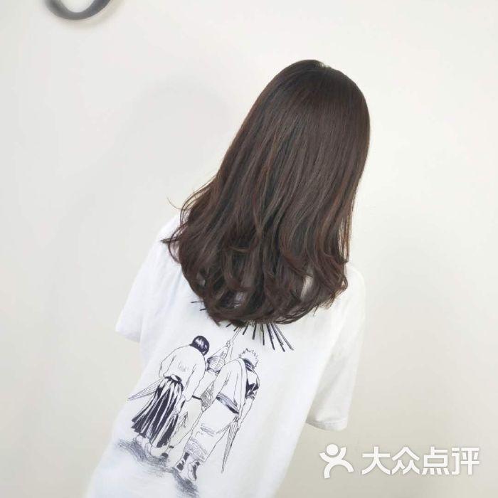 dg潮店·接發染發燙發salon中發圖片-北京美發-大眾圖片
