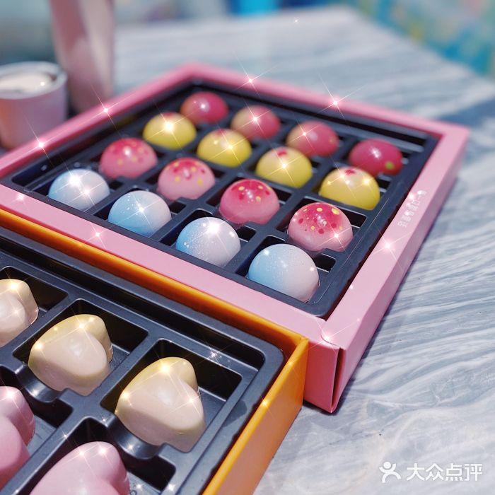 BUNONCO 贝妮柯尔巧克力店 南京 第31张