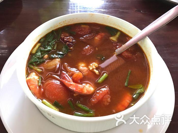 阴���9la_takola restaurant冬阴功汤图片 - 第1张