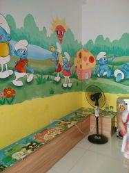 蓝精灵双语幼儿园