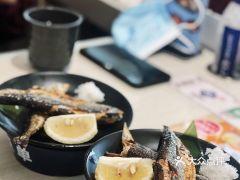 濱寿司(春熙路店)的秋刀鱼