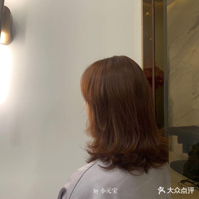 3am hair salon燙發染發接發(永利四店)中發圖片圖片