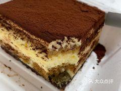BUTTERFUL&CREAMOROUS黄油与面包(新天地店)的提拉米苏