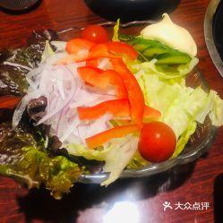 日式沙拉调料沙拉