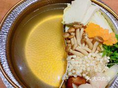 隐鳗·和牛寿喜烧(上杭路店)的蟹火锅