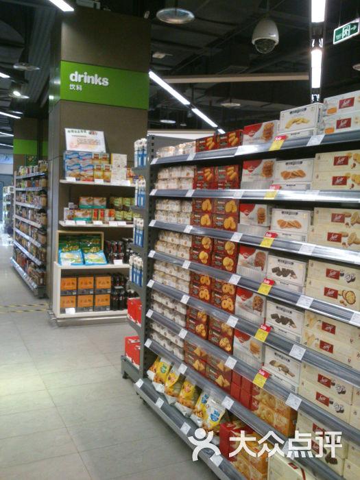 blt精品超市(欢乐颂店)饼干区1图片 - 第27张