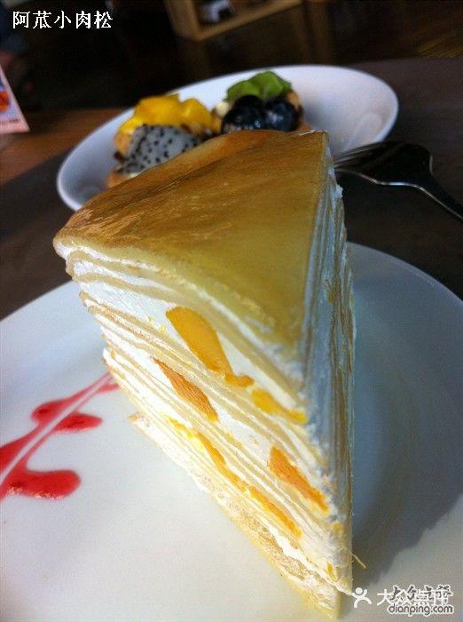 皇后饼店_皇后饼店(三里屯店)-芒果千层图片-北京美食-大众点评网