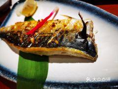 泷川の深夜食堂(之心城店)的盐烤青花鱼