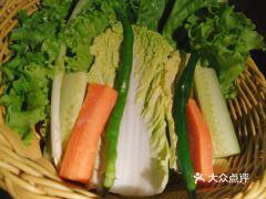 农乐园炭火烤肉(西城永捷店)的蔬菜饼