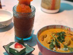 泰妃殿(湖濱店)的咖喱雞肉套餐