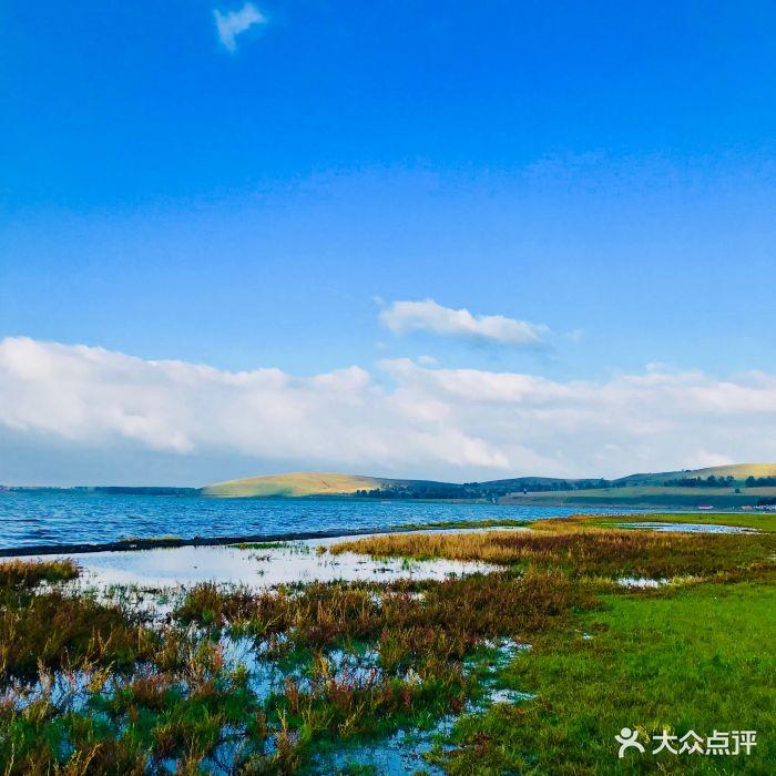 張北天鵝湖自然風景區圖片 - 第7張