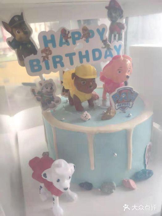 曼罗曼蒂手工巧克力蛋糕坊 武汉 第18张