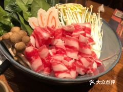 京鹿料理(九龙仓店)的寿喜锅