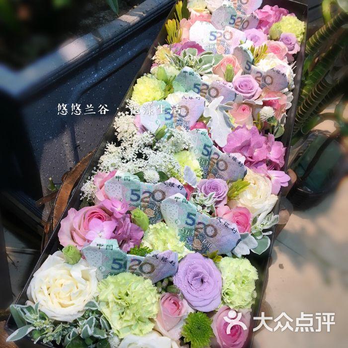 悠悠兰谷创意花坊花盒-520私人定制图片-北京花店