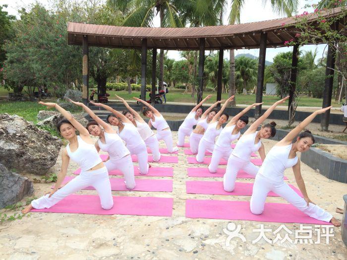 集體瑜伽圖片