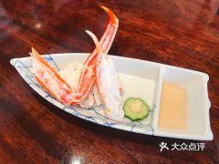 蟹道乐(横浜)的蟹刺身
