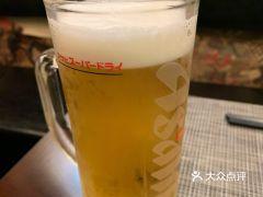 王氏炉匠·烧鸟·居酒屋(双井店)的Asahi啤酒