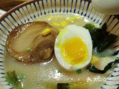 赤牧·日式烧肉放题(楚河汉街旗舰店)的豚骨拉面