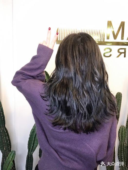 3am hair salon燙發染發接發(南京西路店)中發圖片 - 第3043張圖片